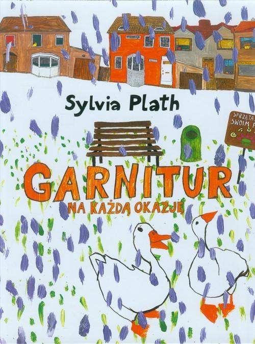okładka Garnitur na każdą okazję, Książka | Plath Sylvia