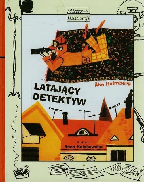okładka Latający detektywksiążka |  | Holmberg Ake