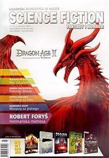 okładka Science Fiction. Fantasy i Horror. Numer 65. Marzec 2011, Książka | Praca Zbiorowa