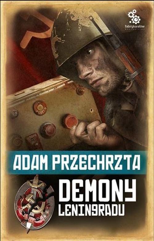 okładka Demony Leningraduksiążka |  | Adam  Przechrzta