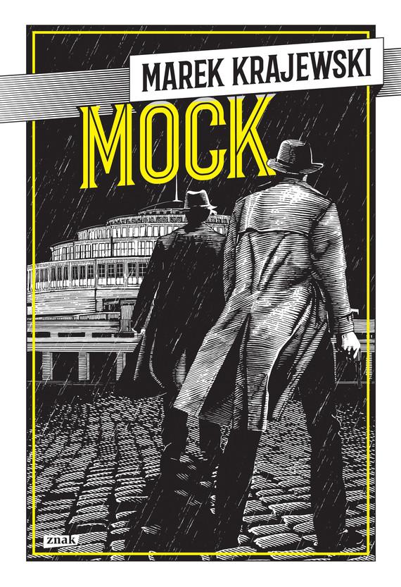 okładka Mock, Książka | Marek Krajewski