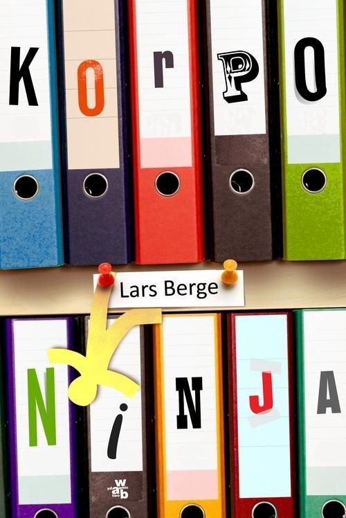 okładka Korponinja, Książka | Berge Lars