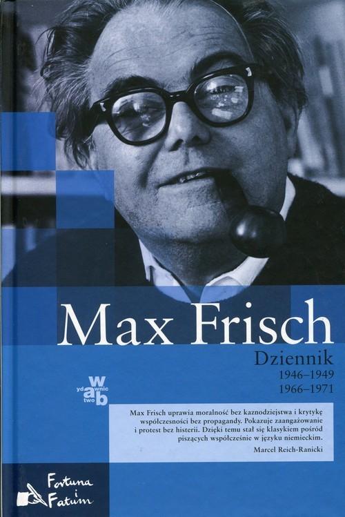 okładka Dziennik 1946-1949, Książka   Frisch Max