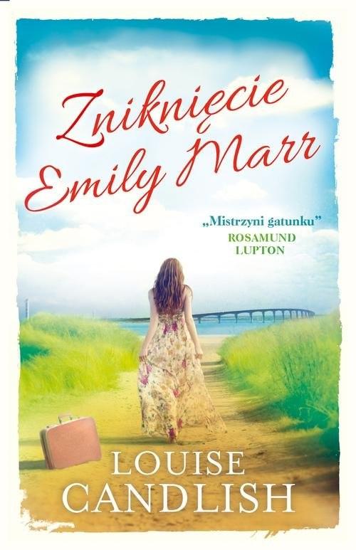okładka Zniknięcie Emily Marr, Książka | Candlish Louise