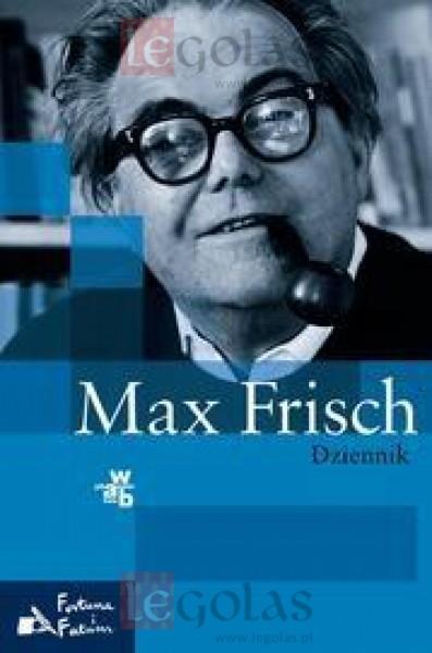 okładka Dziennik, Książka   Frisch Max