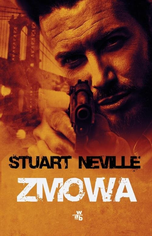 okładka Zmowa, Książka | Neville Stuart