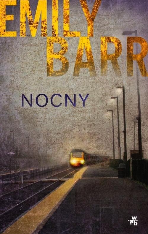 okładka Nocny, Książka | Barr Emily