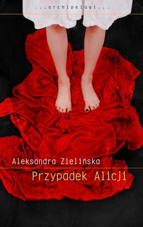 okładka Przypadek Alicji, Książka | Zielińska Aleksandra
