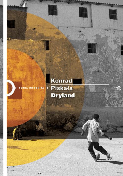 okładka Dryland, Książka | Piskała Konrad