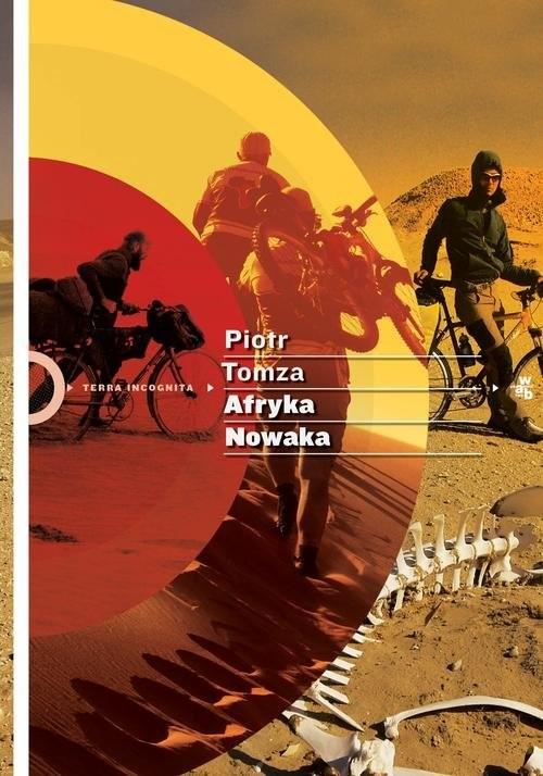 okładka Afryka Nowaka, Książka | Tomza Piotr