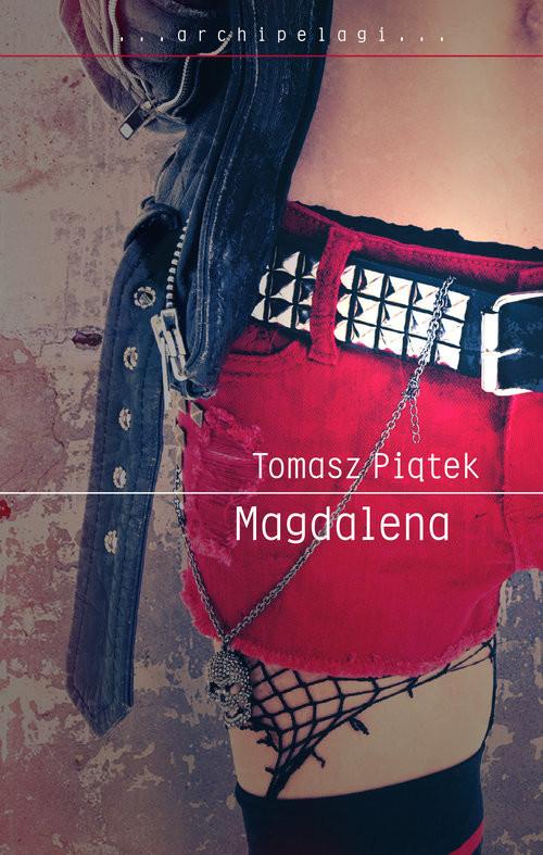 okładka Magdalena, Książka | Piątek Tomasz