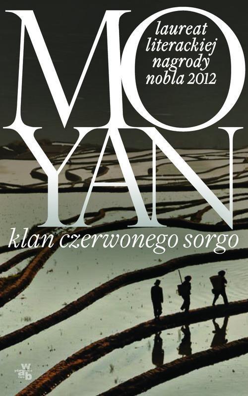 okładka Klan czerwonego sorgaksiążka |  | Yan Mo