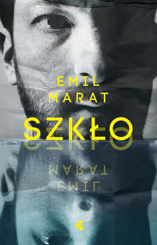 okładka Szkło, Książka | Marat Emil