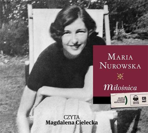 okładka Miłośnica audiobook, Książka | Maria Nurowska