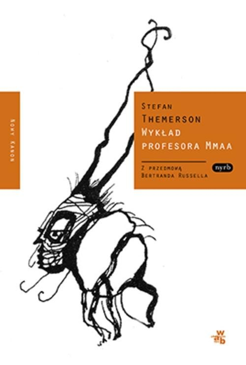 okładka Wykład profesora Mmaa, Książka | Themerson Stefan