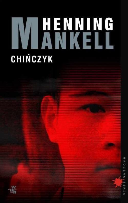 okładka Chińczykksiążka      Henning Mankell