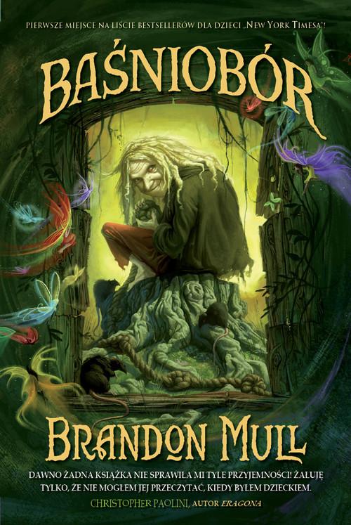 okładka Baśniobór, Książka | Mull Brandon