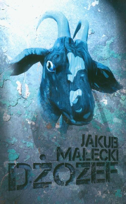 okładka Dżozef, Książka | Jakub Małecki