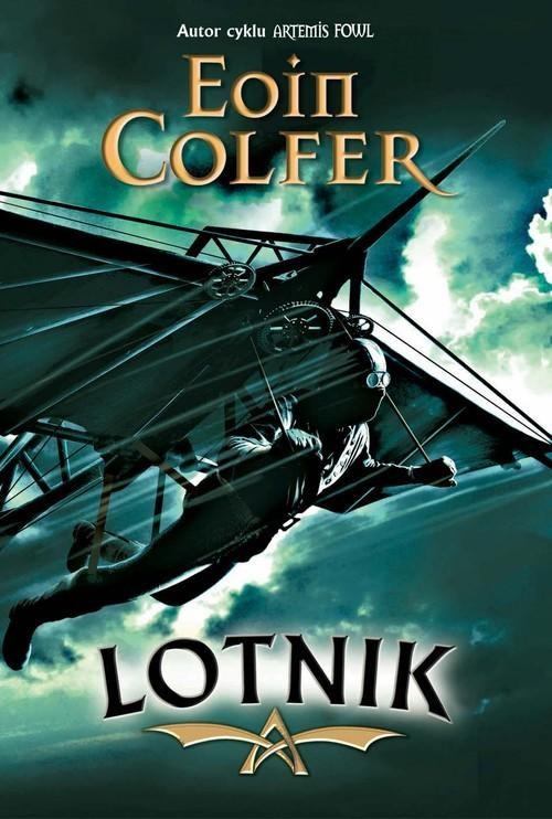 okładka Lotnikksiążka |  | Colfer Eoin
