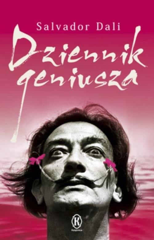 okładka Dziennik geniusza, Książka | Dali Salvador