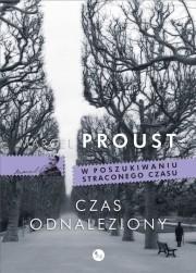 okładka Czas odnaleziony, Książka | Marcel Proust