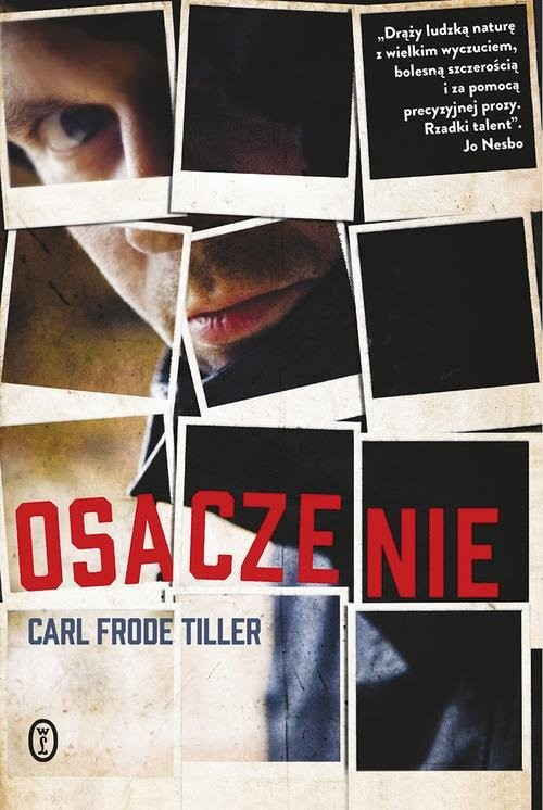 okładka Osaczenie, Książka | Carl Frode Tiller