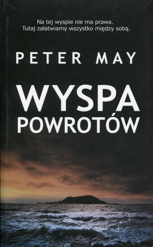 okładka Wyspa powrotów, Książka | Peter May