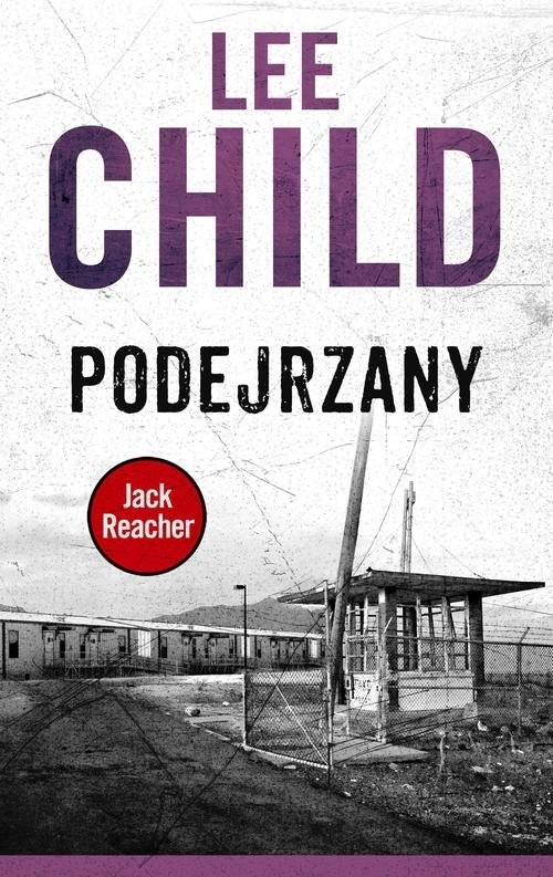 okładka Podejrzanyksiążka |  | Child Lee