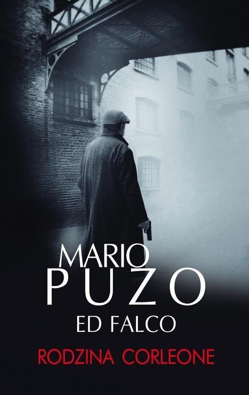 okładka Rodzina Corleone, Książka | Mario Puzo, Edward Falco
