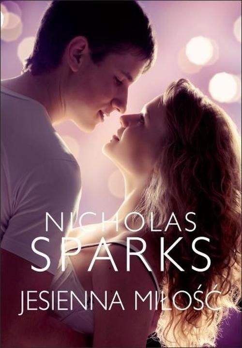 okładka Jesienna miłość, Książka | Sparks Nicholas