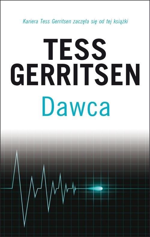 okładka Dawca, Książka | Tess Gerritsen