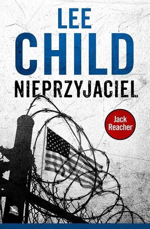 okładka Nieprzyjaciel, Książka | Lee Child