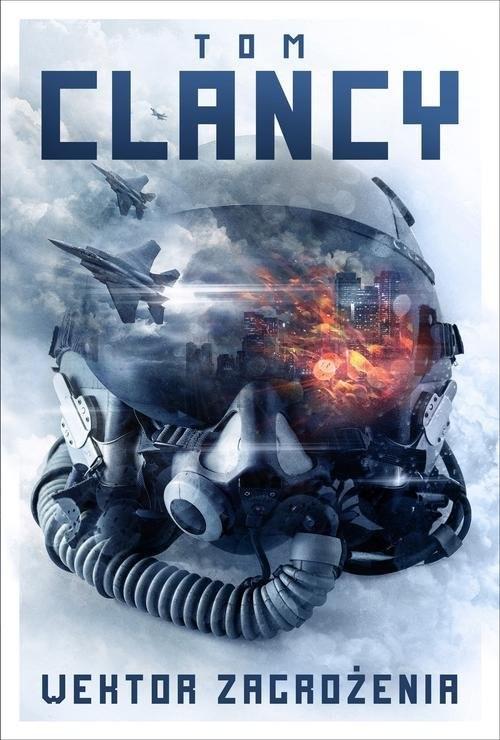 okładka Wektor zagrożenia, Książka | Tom Clancy