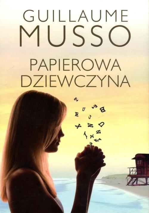 okładka Papierowa dziewczyna, Książka | Musso Guillaume