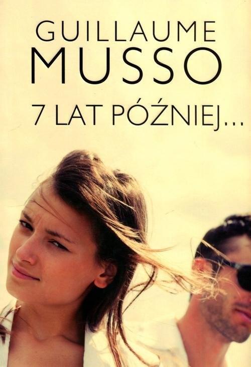 okładka 7 lat późniejksiążka |  | Guillaume Musso