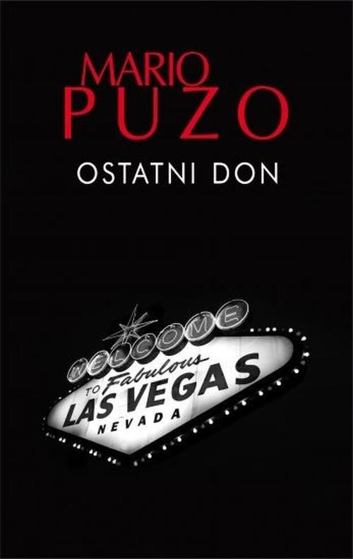 okładka Ostatni Don, Książka | Mario Puzo