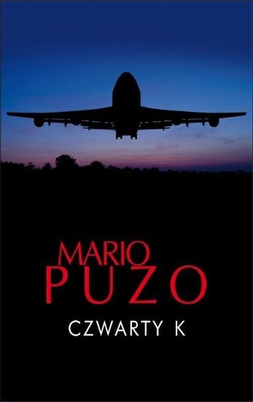 okładka Czwarty K, Książka | Puzo Mario