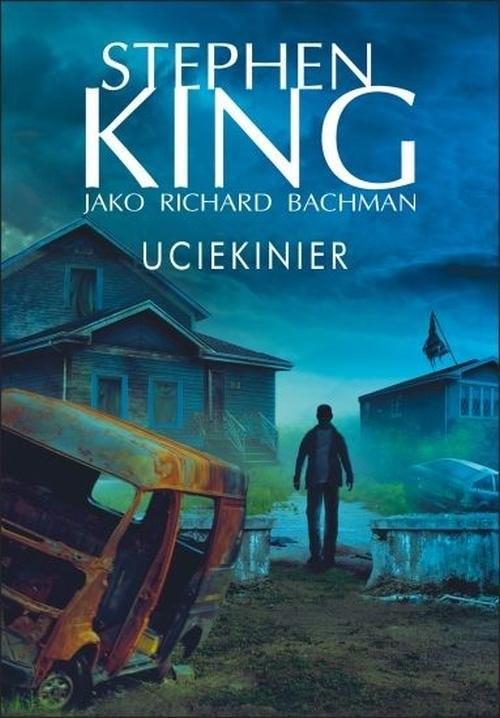 okładka Uciekinierksiążka      Stephen King