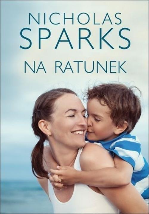 okładka Na ratunekksiążka      Sparks Nicholas