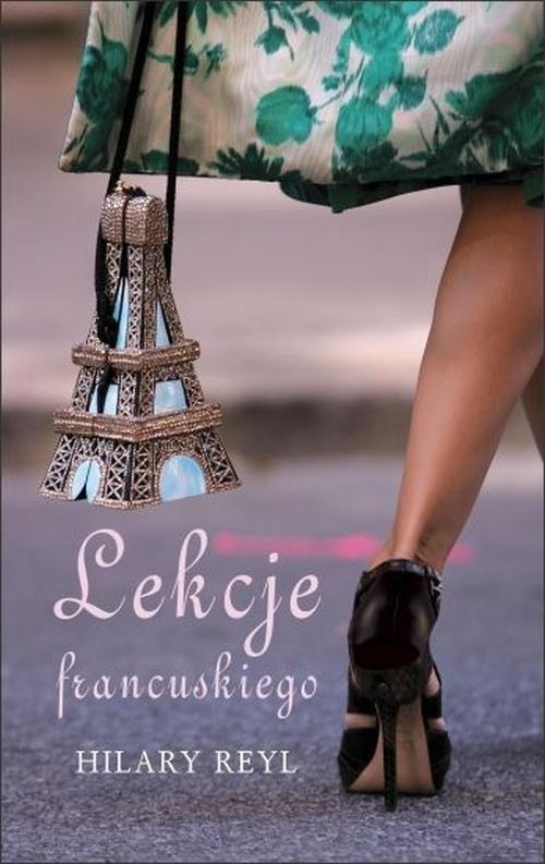 okładka Lekcje francuskiego, Książka   Reyl Hilary