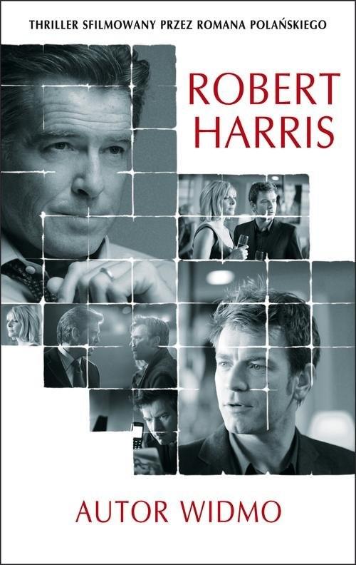 okładka Autor widmo, Książka | Harris Robert