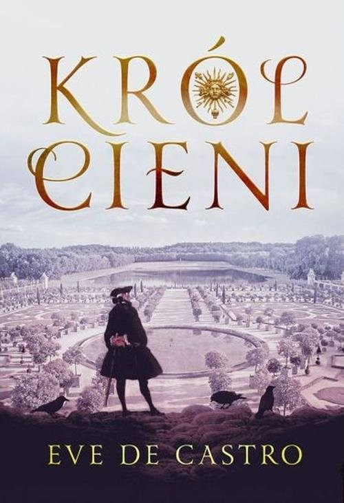 okładka Król cieni, Książka | Castro Eve