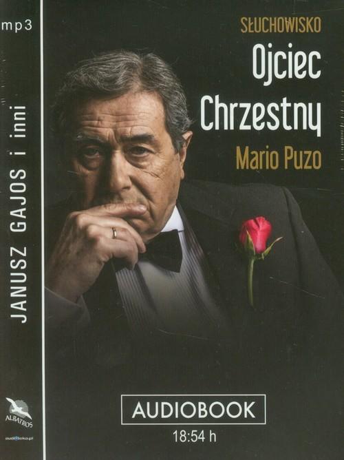 okładka Ojciec Chrzestny audiobook, Książka | Puzo Mario