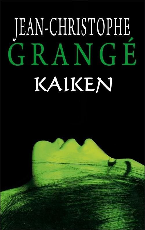 okładka Kaiken, Książka   Jean-Christophe Grange