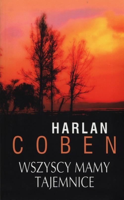 okładka Wszyscy mamy tajemnice, Książka | Harlan Coben