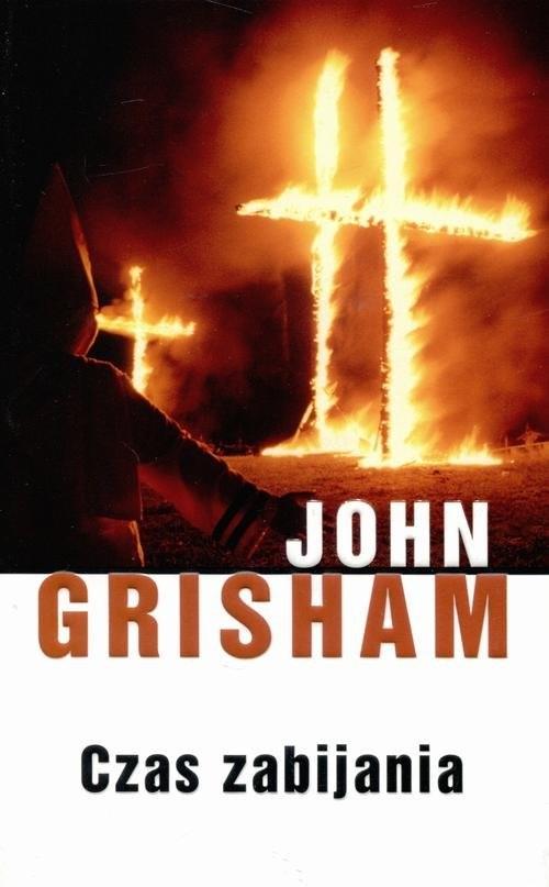 okładka Czas zabijaniaksiążka |  | Grisham John