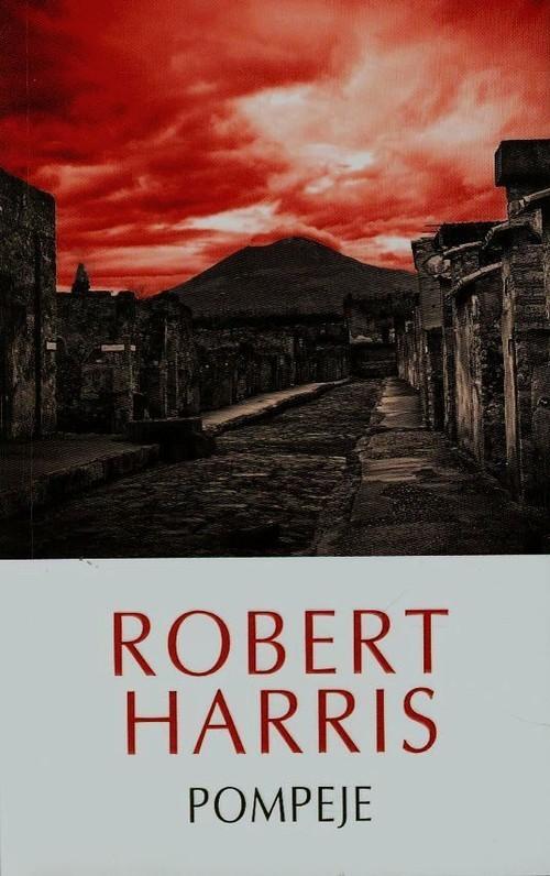 okładka Pompeje, Książka | Harris Robert