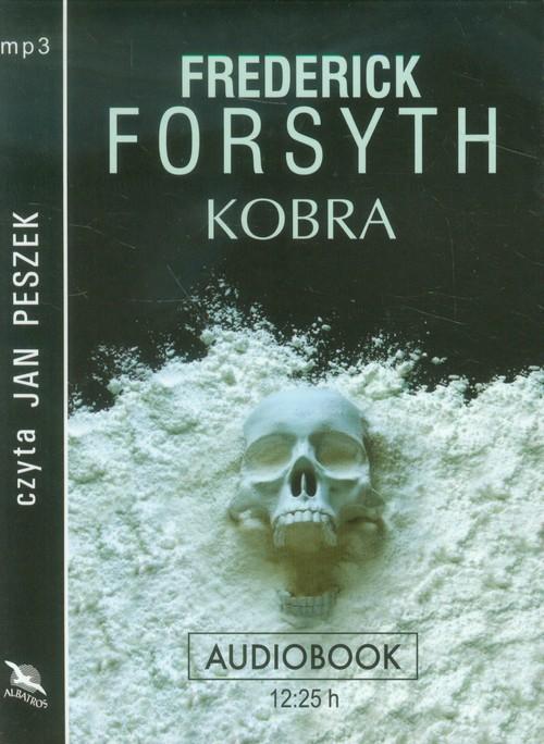 okładka Kobra audiobook, Książka   Forsyth Frederick