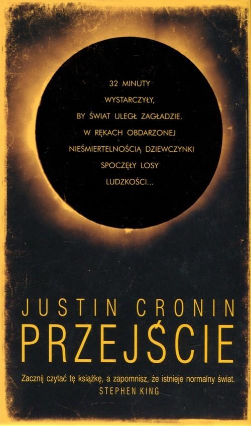 okładka Przejście, Książka   Cronin Justin