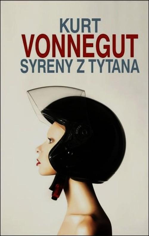 okładka Syreny z Tytanaksiążka      Kurt Vonnegut